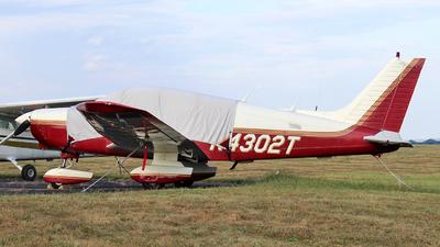 N4302T - Piper PA-28-161 Warrior II - Private
