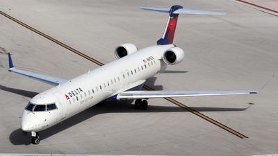 N695CA - Bombardier CRJ-900LR - Delta Connection (Endeavor Air)