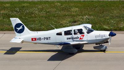 A picture of HBPMT - Piper PA28181 - [2890151] - © Jeremy Denton