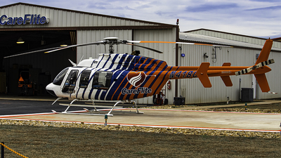 A picture of N418CF - Bell 407GX - [54416] - © Grant Gladych