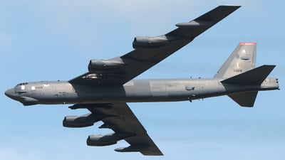 60-0028 - Boeing B-52H Stratofortress - United States - US Air Force (USAF)