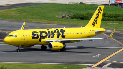 A picture of N620NK - Airbus A320232 - Spirit Airlines - © Hector Rivera-HR Planespotter