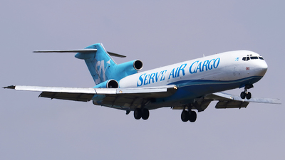 9S-AVS - Boeing 727-2S2F(Adv)  - Serve Air Cargo