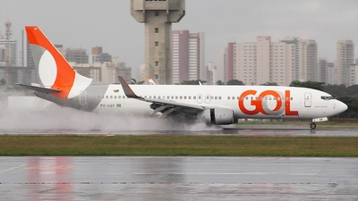A picture of PRGZF - Boeing 73786J - GOL Linhas Aereas - © Janna Andrade