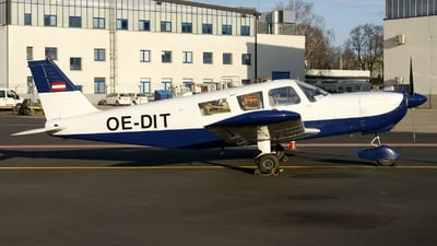 OE-DIT - Piper PA-32-260 Cherokee Six - Private
