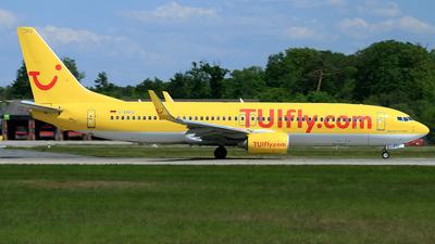 D-AHFU - Boeing 737-8K5 - TUIfly