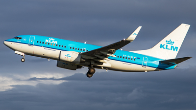 PH-BGO - Boeing 737-7K2 - KLM Royal Dutch Airlines