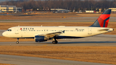 N371NW - Airbus A320-212 - Delta Air Lines