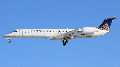 N14562 - Embraer ERJ-145LR - United Express (ExpressJet Airlines)