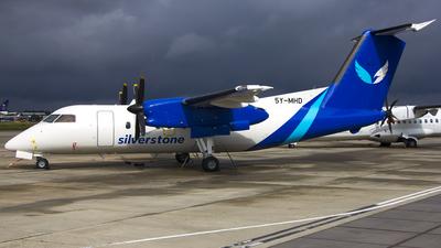 A picture of 5YMHD - De Havilland Canada Dash 8100 -  - © Blueflyer