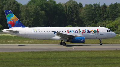 LY-SPD - Airbus A320-232 - Small Planet Airlines