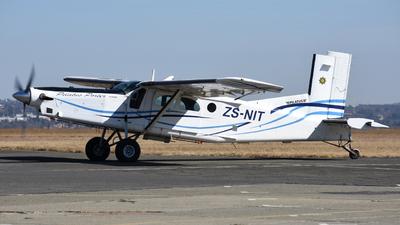 ZS-NIT - Pilatus PC-6/B2-H4 Turbo Porter - South Africa - Police