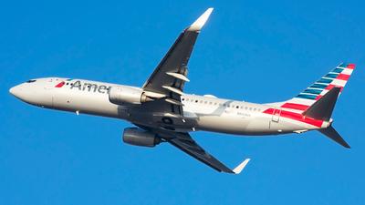 A picture of N944NN - Boeing 737823 - American Airlines - © Jordan Louie
