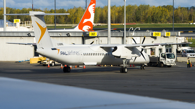C-GXNL - Bombardier Dash 8-Q402 - PAL Airlines