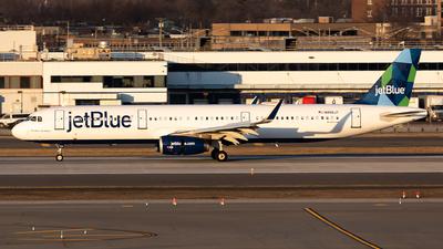 N956JT - Airbus A321-231 - jetBlue Airways