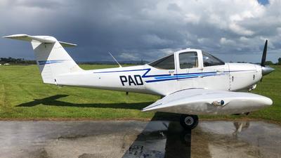 ZK-PAD - Piper PA-38-112 Tomahawk - South Canterbury Aero Club