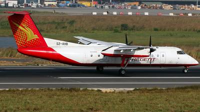 S2-AHB - Bombardier Dash 8-Q311 - Regent Airways