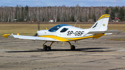 SP-GBF - Czech Sport Aircraft PS-28 Cruiser - Private
