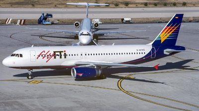 D-AFRO - Airbus A320-231 - flyFTI
