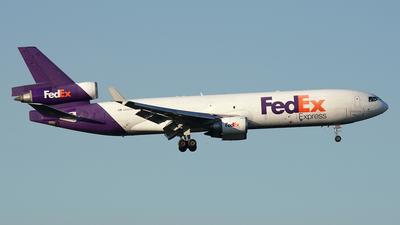 N594FE - McDonnell Douglas MD-11(F) - FedEx