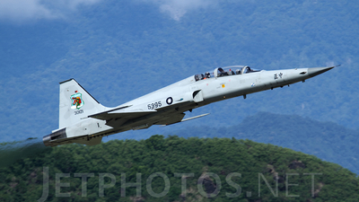 5395 - Northrop F-5F Tiger II - Taiwan - Air Force