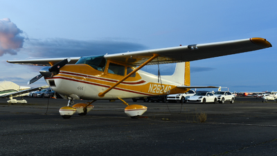 A picture of N2624G - Cessna 182B Skylane - [51924] - © Taylor Kim