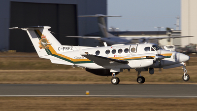 C-FBPZ - Beechcraft 200 Super King Air - Canada - Fisheries and Oceans