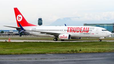 C-GTQB - Boeing 737-8Q8 - Air Transat
