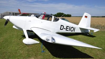 D-EIOI - Vans RV-9 - Private