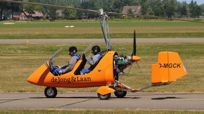 D-MGCK - AutoGyro Europe MTOsport  - Private