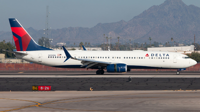N835DN - Boeing 737-932ER - Delta Air Lines