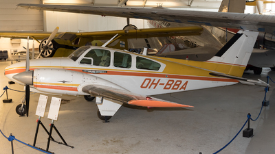 OH-BBA - Beechcraft 95-A55 Baron - Private
