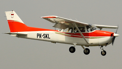 PK-SKL - Cessna 172 Skyhawk - Indonesia Flying Club