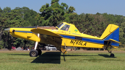 N765LA - Air Tractor AT-502B - Private