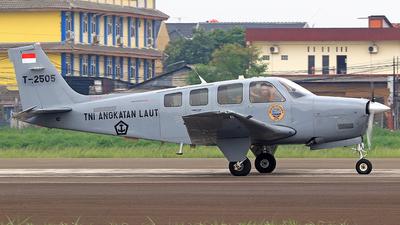 T-2505 - Beechcraft G36 Bonanza - Indonesia - Navy