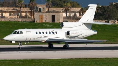9H-AVE - Dassault Falcon 50EX - Private