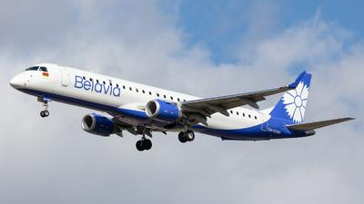 EW-533PO - Embraer 190-200LR - Belavia Belarusian Airlines