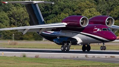 A picture of RA74015 - Antonov An74200 -  - © Stéphane Mutzenberg