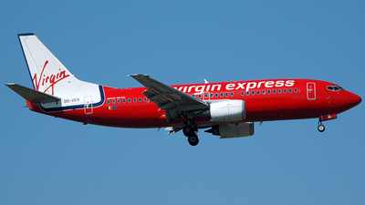 OO-VEN - Boeing 737-36N - Virgin Express