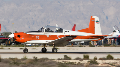 7-9913 - Pilatus PC-7 - Iran - Air Force