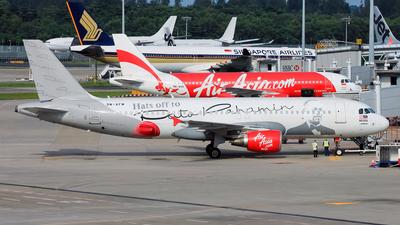 9M-AFM - Airbus A320-216 - AirAsia