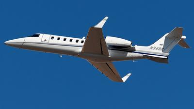 N348K - Bombardier Learjet 45 - Private