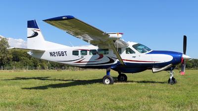 N215BT - Cessna 208 Caravan - Private