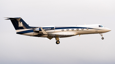 N222GY - Gulfstream G-IV - Private