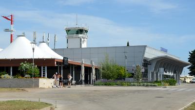 LDZD - Airport - Terminal
