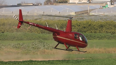 4X-BED - Robinson R44 Raven II - Private