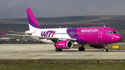 HA-LYV - Airbus A320-232 - Wizz Air