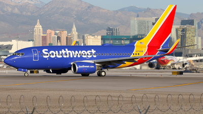N751SW - Boeing 737-7H4 - Southwest Airlines