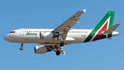 EI-IMC - Airbus A319-112 - Alitalia