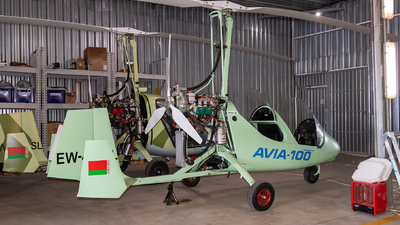 EW-486SL - Magni Gyro M16C - Avia 100